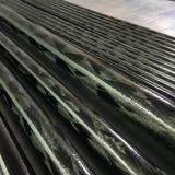3 Tubos Fibra De Carbono D36x38 Mm X L2000 Mm
