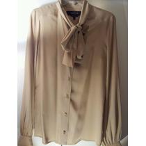 Camisa Gucci 100% Original 100% Seda