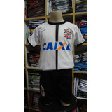 Uniforme Corinthians Infantil 2017