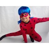 Fantasia Infantil Ladybug Longa