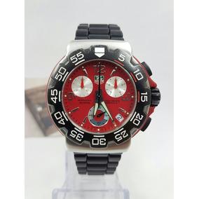 Reloj Tag Heuer Fórmula Uno Profesional 200m Rojo Indy Vrlp