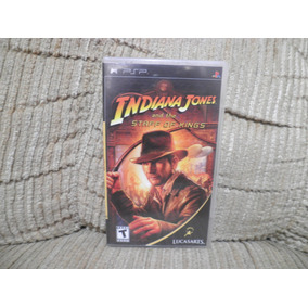 Cd Indiana Jones And The Staff Of Kings Psp Original