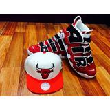Zapatillas Nike Uptempo Chicago
