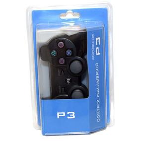 Joystick Ps3 Inalambrico Para Sony Playstation 3 Palermo