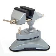 Mini Torno De Mesa 8rn C/ Cabeça Inclinável Giratória Eda