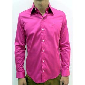 Camisa Social Ricardo Almeida Original Dudalina Burberry
