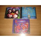 Cd Lote 3x Santana - Supernatural Brothers Ceremony