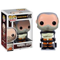 Hannibal Lecter Funko Pop Silencio De Los Inocentes