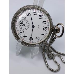 Lindo Elgin Relógio De Bolso, Produção -- U.s.a