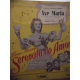 Partitura Piano - Ave Maria - Franz Schubert