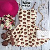 Oix Closet Vestido Polivestido Minifalda Minivestido Verano