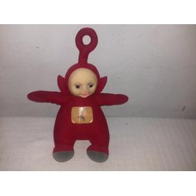 Boneco Teletubbie Vermelho - Original Da Grow