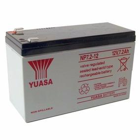 Bateria Yuasa Np7-12 7.2ah