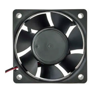 Fan Cooler 60mm Alta Performance 6cm 12v 0,16a Dx-6c Preto