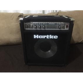 Cubo Hartke A70 Semi Novo Impecavel Pouco Uso