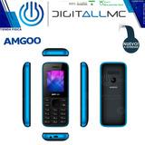 Telefono Basico Economico Amgoo Am88 B1
