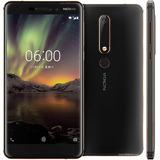 Nokia Modelo 6.1 Con Android Cámara 16mx Avenida Tecnologica