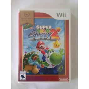 Super Mario Galaxy 2 Wii Nuevo Sellado Nintendo Trqs Bros