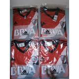 Camiseta River Plate Suplente Roja 2014/2015 adidas Original