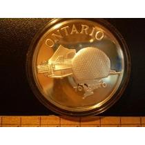 Medal Franklin Mint Winnipeg Canada