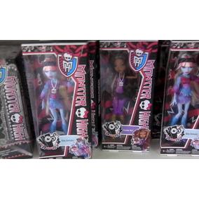 Juguetes Muñecas Monster High Spirit Frankie Tipo Barbie