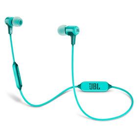 Audifonos Jbl E25bt In-ear Verde Azulado Bluetooth