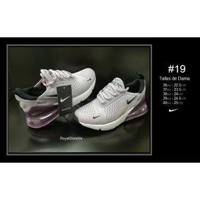 Zapatos Nike Air Max 270 Dama Caballero Originales