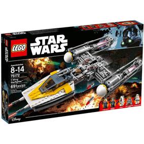 Lego Star Wars 75172 Y-wing Starfighter, Novo, P. Entrega!