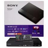 Blu-ray Player Sony Bdp-s6700 3d 4k Uhd Wifi (região Brasil)