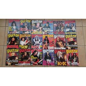 Revista Guitar Class - Lote Com 18