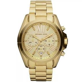 Relogio Feminino Michael Dourado - Relógios no Mercado Livre Brasil c5913a420b