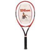 Raqueta Tenis Wilson Federer Team Funda Cuerda Hectortenis