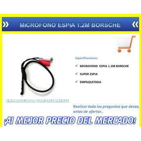 Microfono Espia 1.2m Borsche