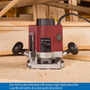 Ruteadora 1/4 Pulgada 12000-265000rpm 1050w Ro105k Karson