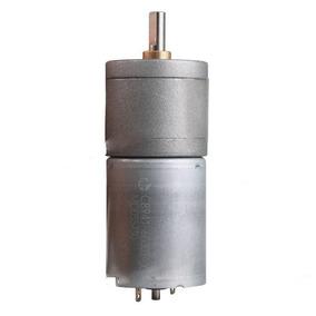 Micro Motor Dc Com Redução 12v 433rpm Torque 1 Kgf.cm