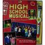 Livro Com Microfone High School Musical - Meu Livro Pessoal