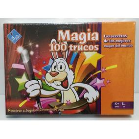 Juego De Magia 30 Trucos Dubimax Burbujitas Juegos De Mesa En