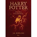 Harry Portter E A Pedra Filosofal - Capa Dura
