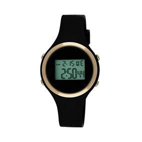 Moulin Ladies Digital Jelly Watch Black #