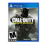 Ps4 Call Of Duty Infinite Warfare Nuevo Y Sella Envio Gratis