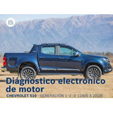 Curso Diagnostico Electrónico De Motor S10 - Mendoza