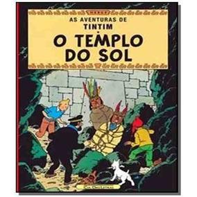 Templo Do Sol, O - As Aventuras De Tintim