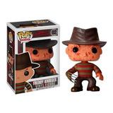 Funko Pop Freddy Krueger #02 Novo E Original