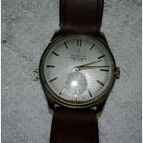 Antiguo Reloj Pulsera Suizo Georges Beguelin 17 Rubies