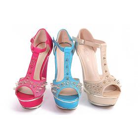 Zapatos Tacon Playa Formal - Zapatos Fucsia en Mercado Libre Colombia e3a30c1daa7