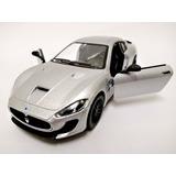 Miniatura 2016 Maserati Granturismo Mc Stradale Prata 1:38