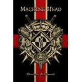 Machine Head - Bloodstone & Diamonds Deluxe - Cd + Libro Imp