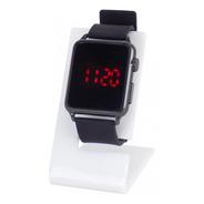 Relógio Digital Led Pulseira Silicone Rla15