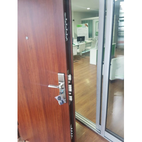 Puertas blindadas en mercado libre argentina for Puerta blindada casa