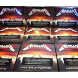 Metallica Master Of Puppets Deluxe 3 Cd Nuevo 2017 Stock
